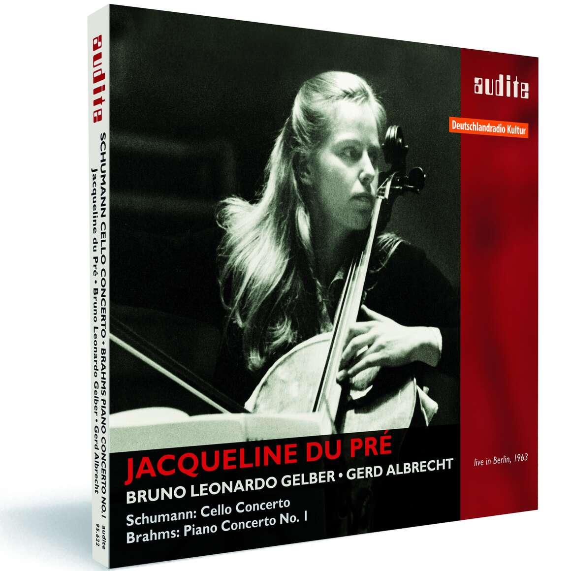 Robert Schumann: Cello Concerto, Op. 129 & Johannes Brahms: Piano Concerto, Op. 15