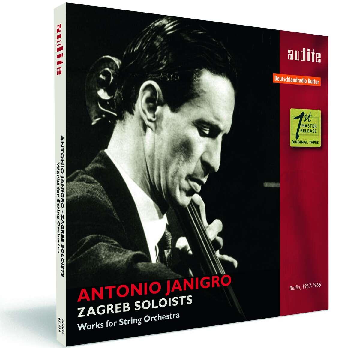 Antonio Janigro & The Zagreb Soloists