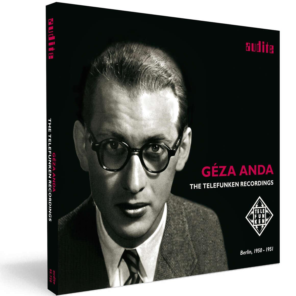 Géza Anda: The Telefunken Recordings
