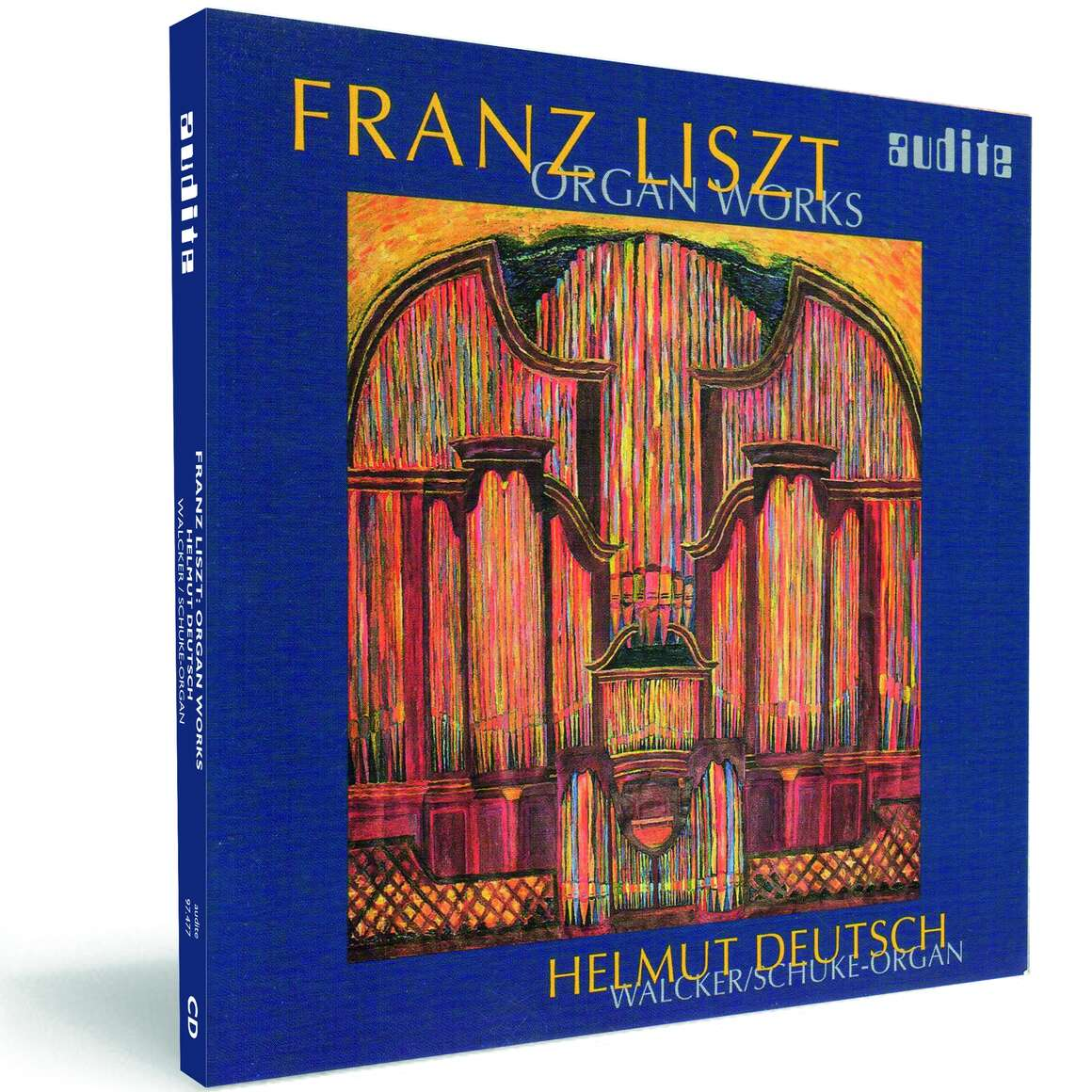 F. Liszt: Organ Works