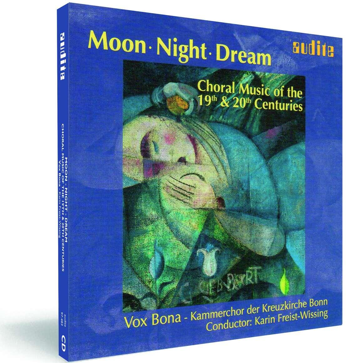 Moon - Night - Dream