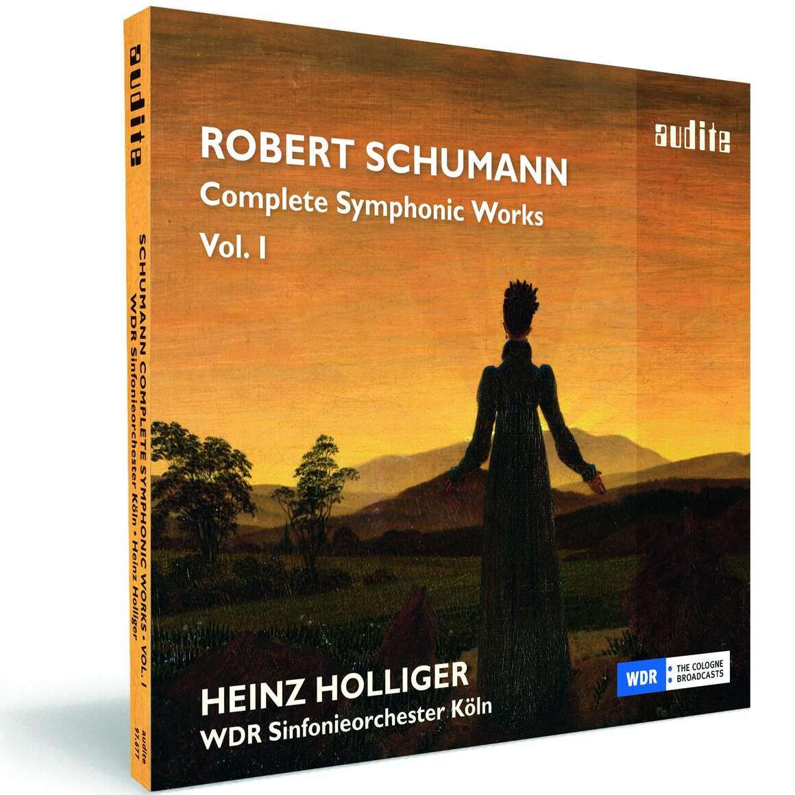 R. Schumann: Complete Symphonic Works, Vol. I