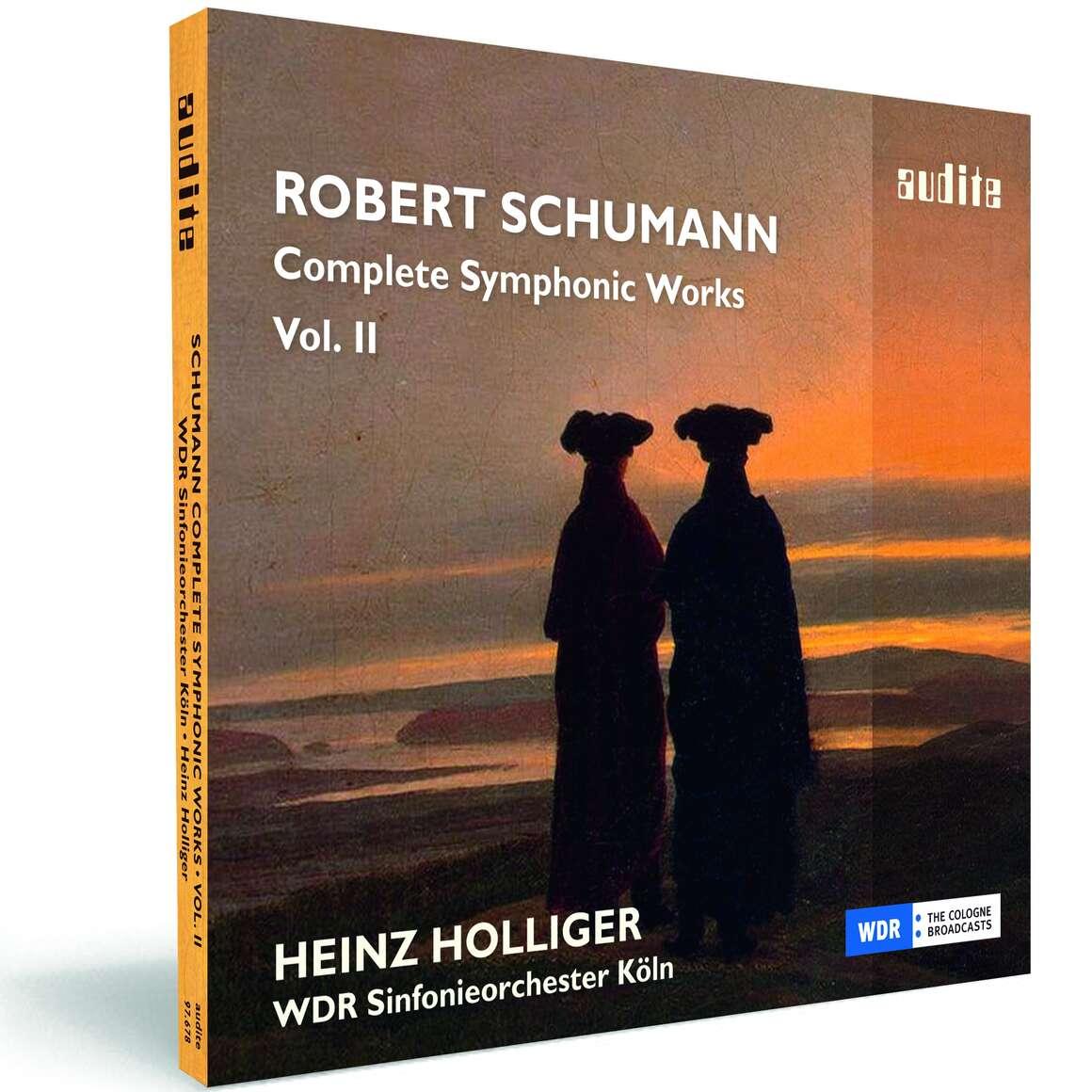 R. Schumann: Complete Symphonic Works, Vol. II