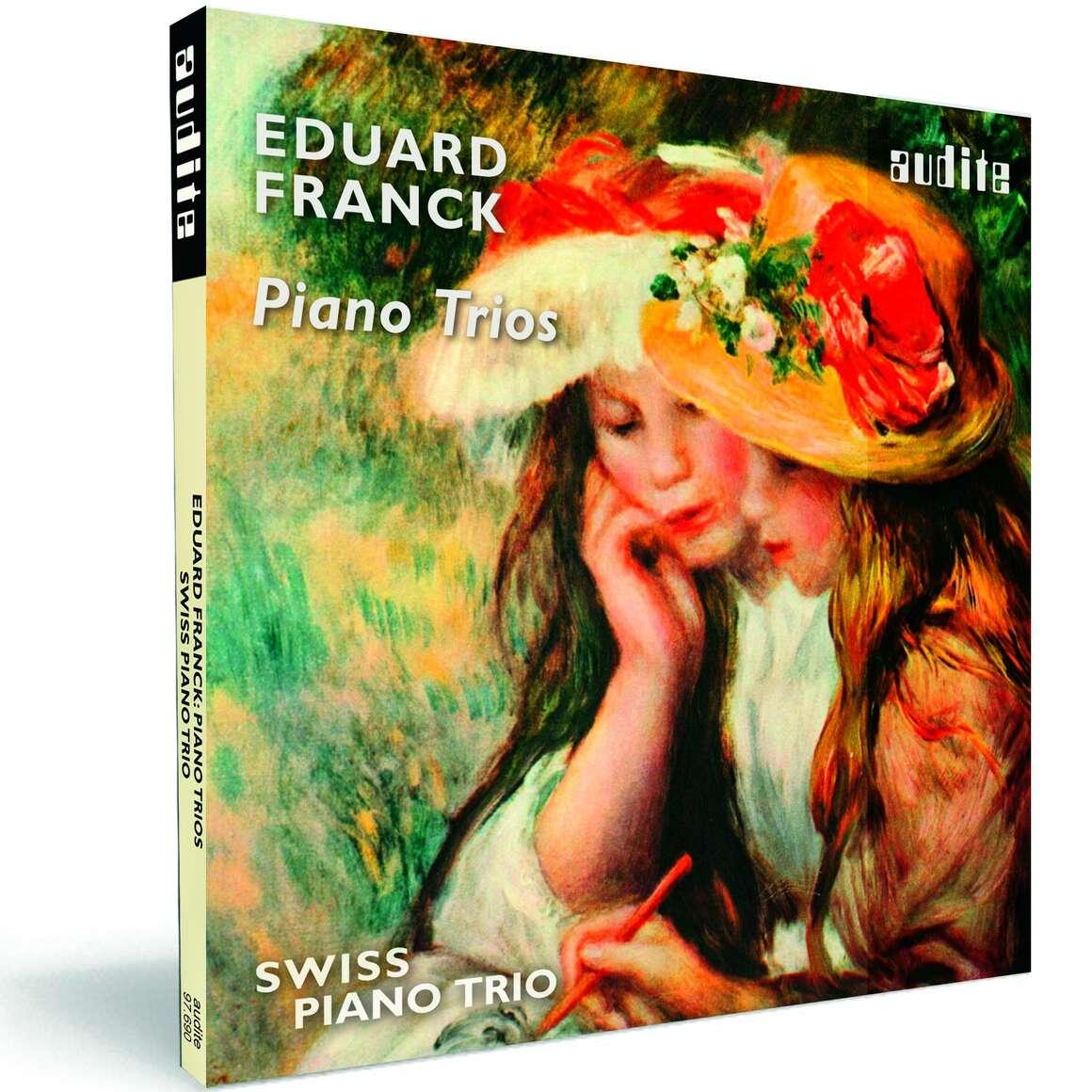 E. Franck: Piano Trios II