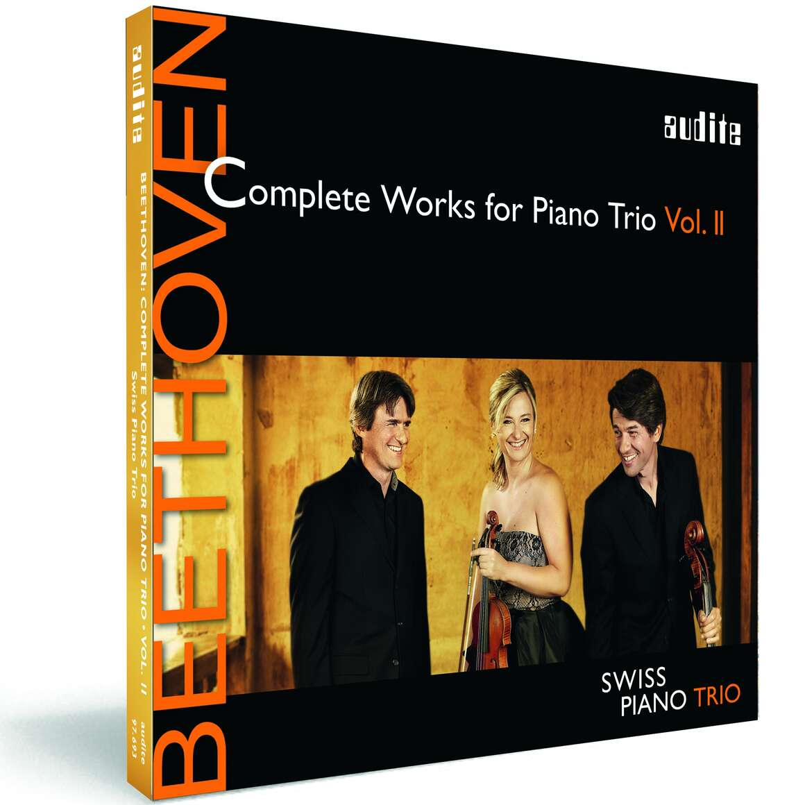Ludwig van Beethoven: Complete Works for Piano Trio - Vol. 2