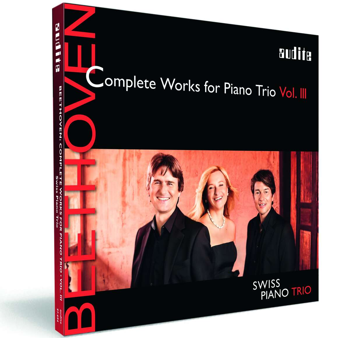 Ludwig van Beethoven: Complete Works for Piano Trio - Vol. 3