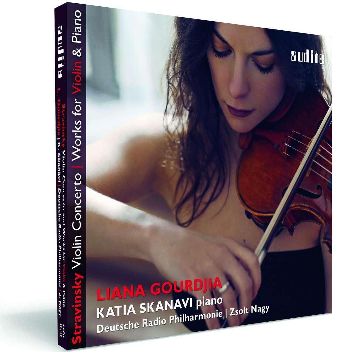 Stravinsky: Works for Violin