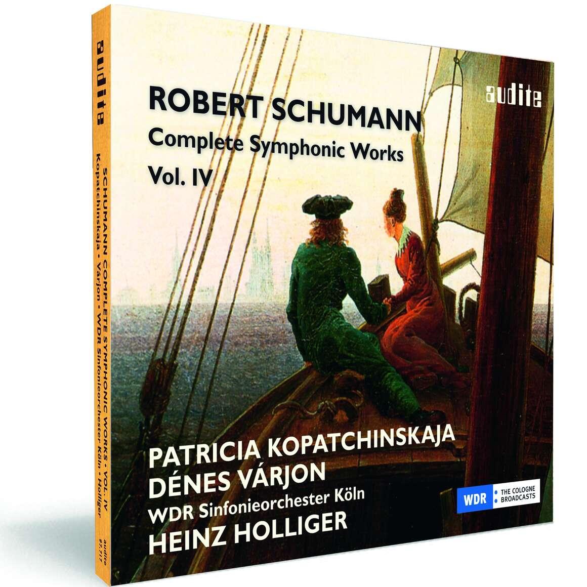 R. Schumann: Complete Symphonic Works, Vol. IV