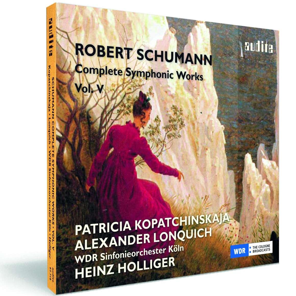 R. Schumann: Complete Symphonic Works, Vol. V