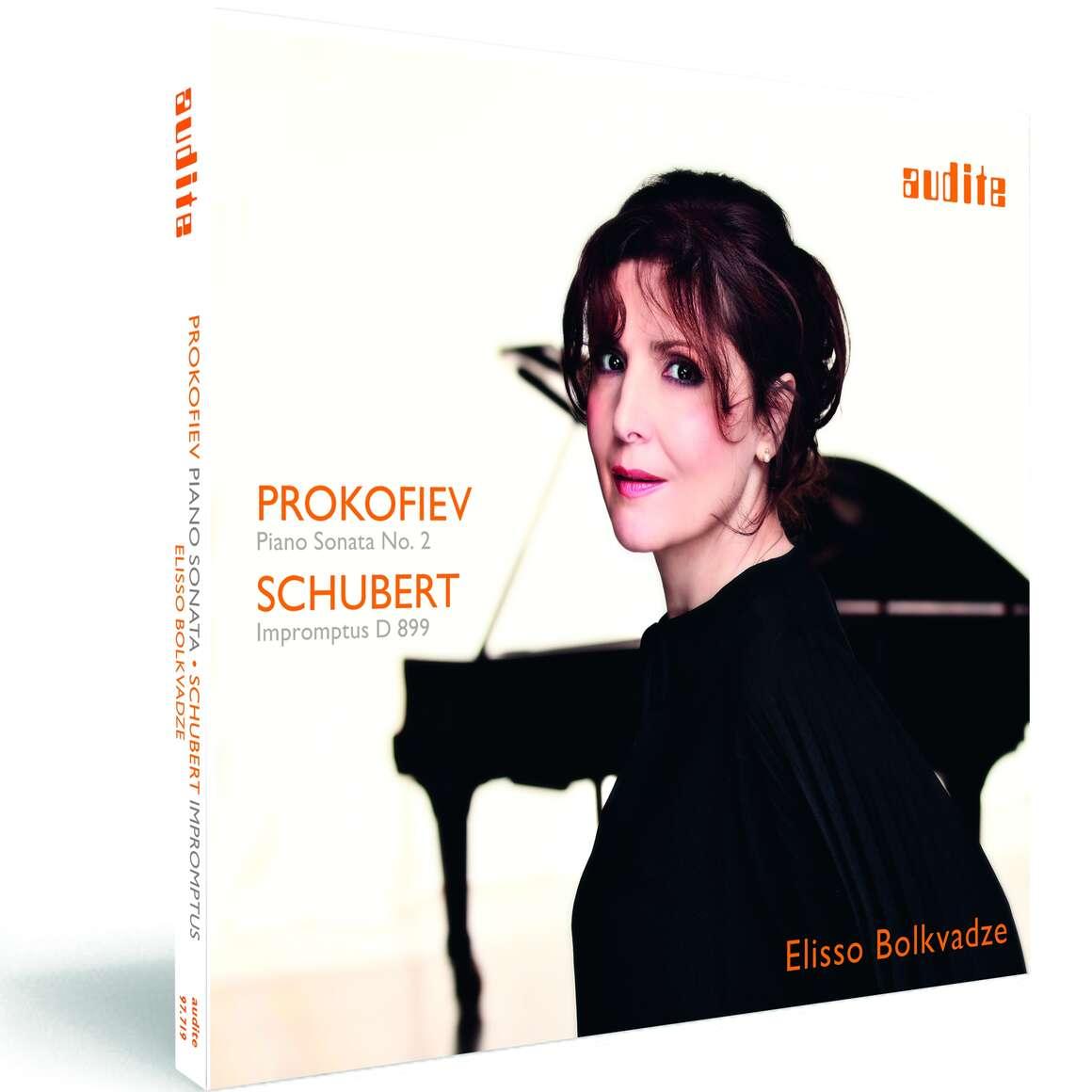 Elisso Bolkvadze plays Prokofiev and Schubert