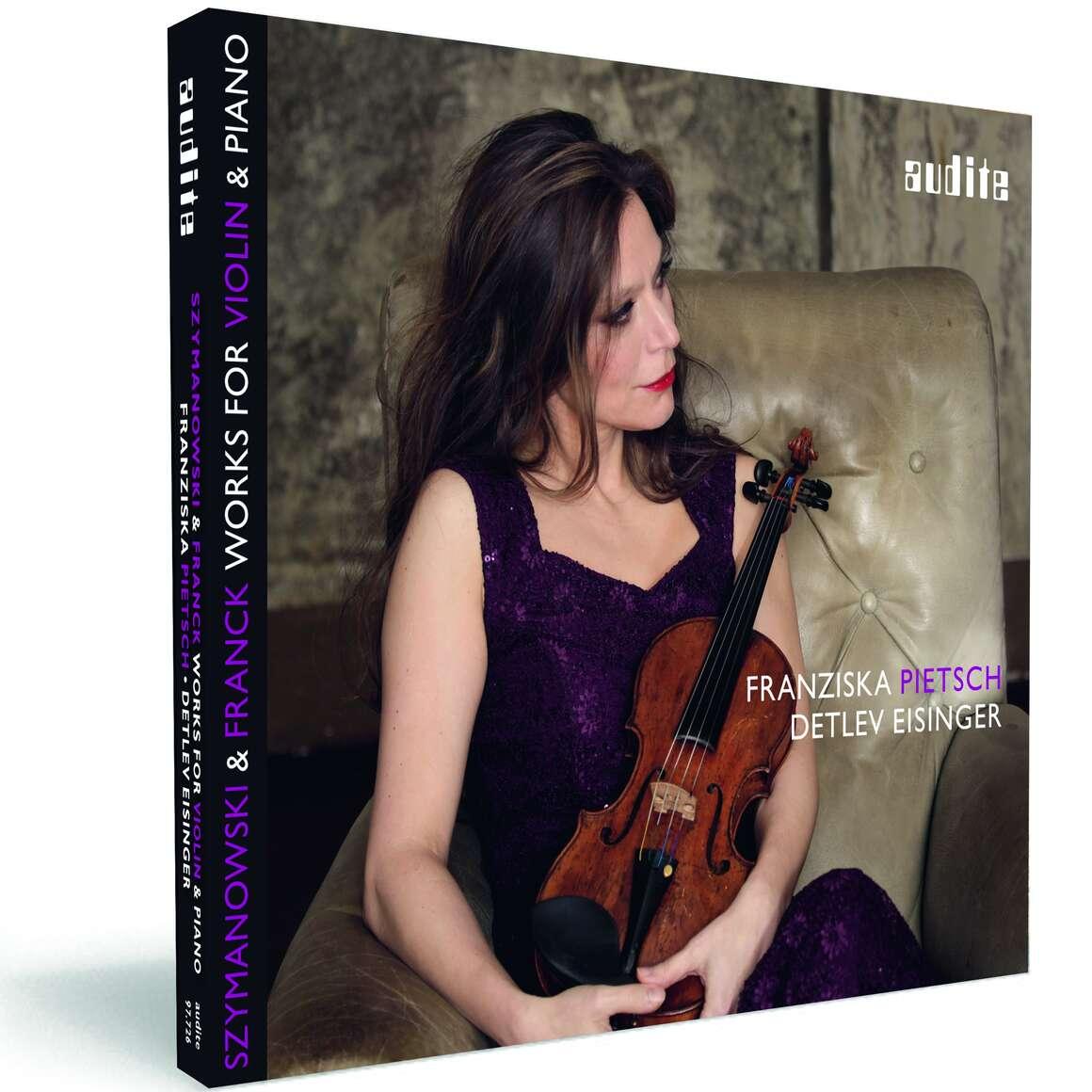 K. Szymanowski & C. Franck: Works for Violin & Piano