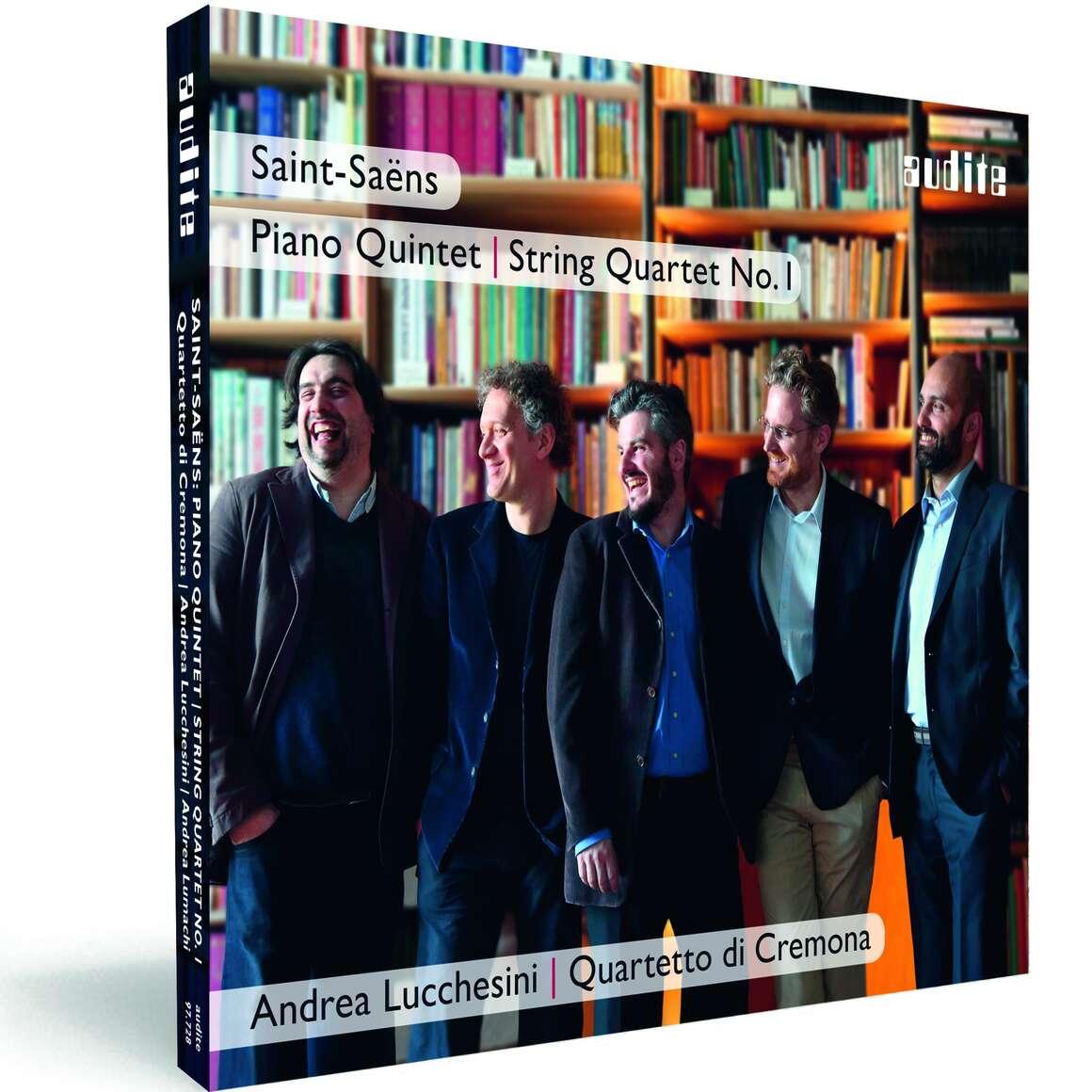 Saint-Saëns: Piano Quintet & String Quartet No. 1