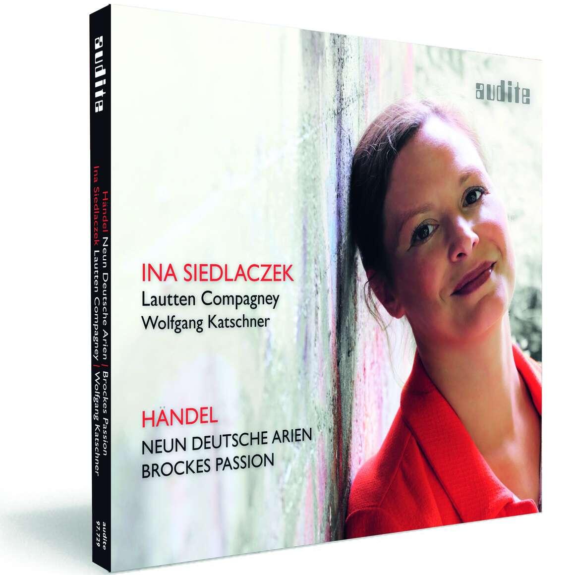 Händel: Neun Deutsche Arien & Brockes-Passion