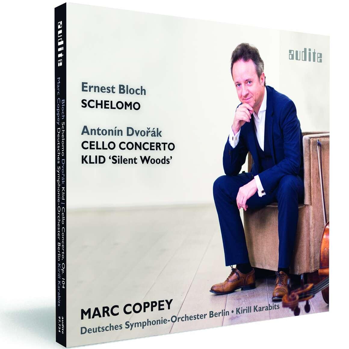 Dvořák: Cello Concerto & Klid - Bloch: Schelomo