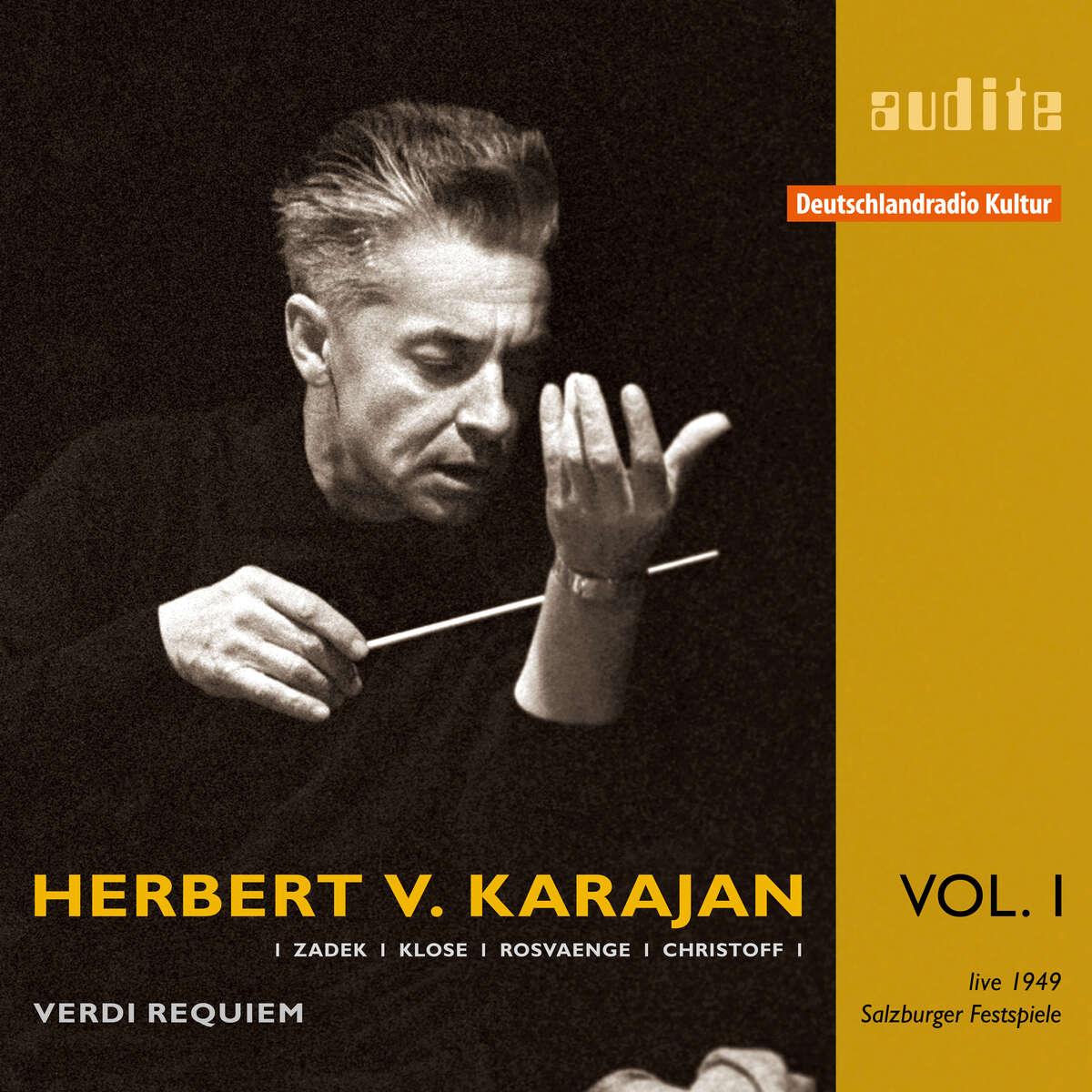 Edition von Karajan (I) – G. Verdi: Requiem