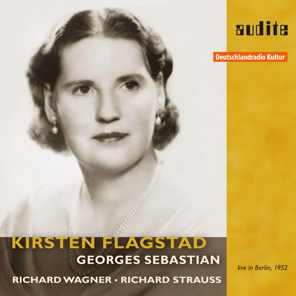 Kirsten Flagstad sings Wagner & Strauss