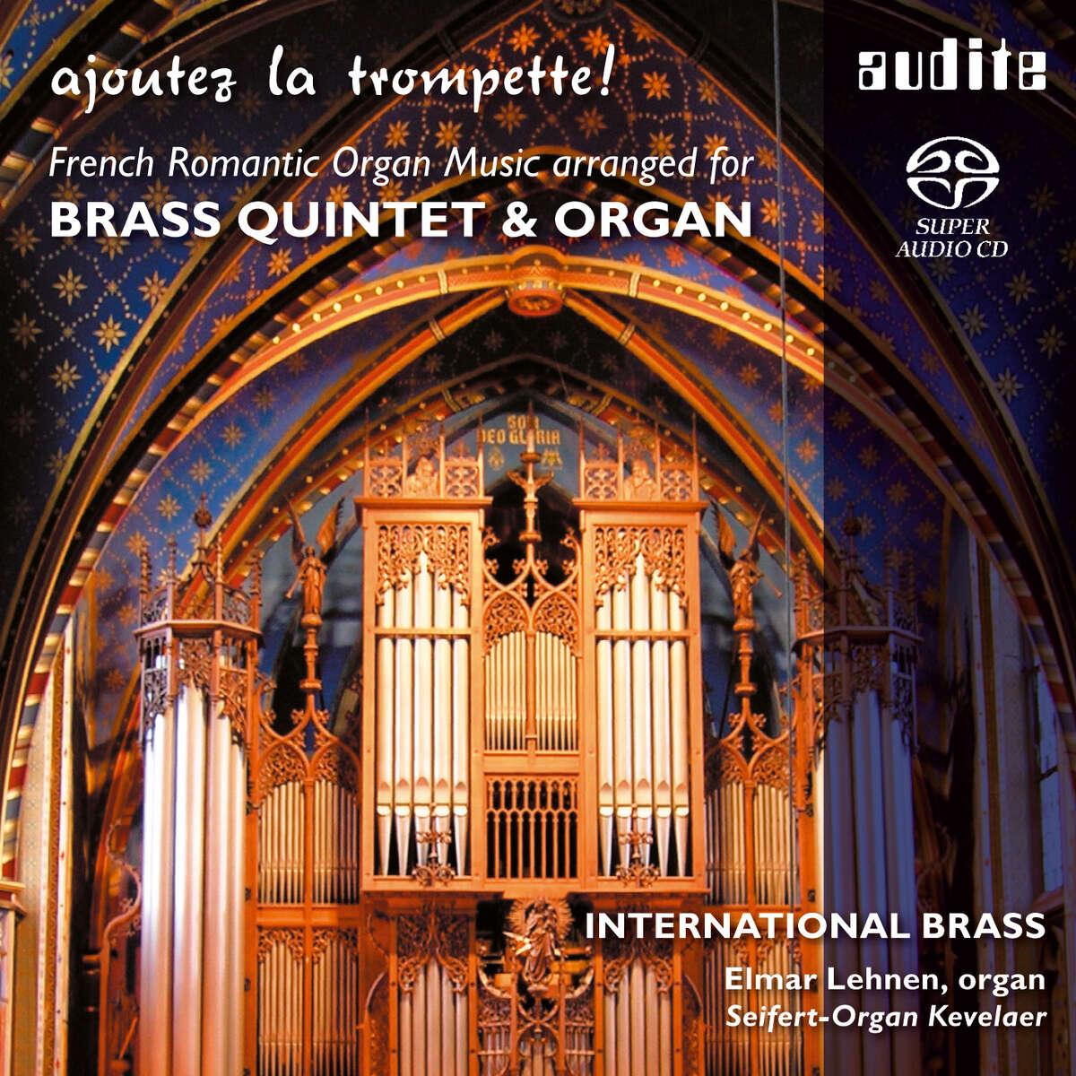 ajoutez la trompette! - Organ & Brass Quintet