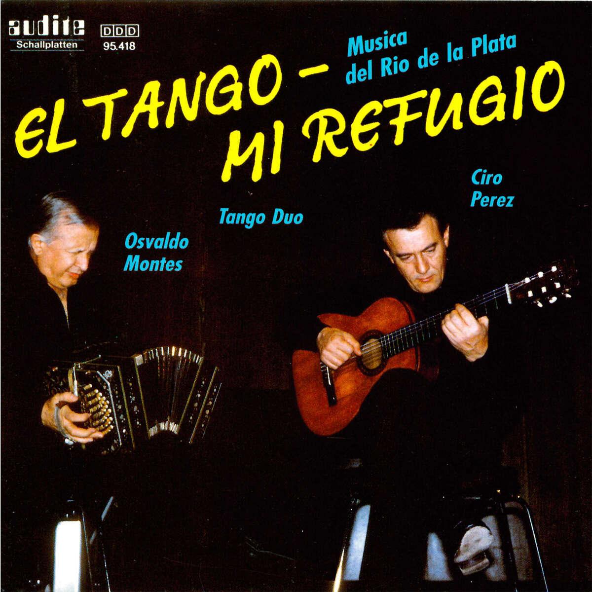 El Tango-Mi Refugio – Musica del Rio de la Plata