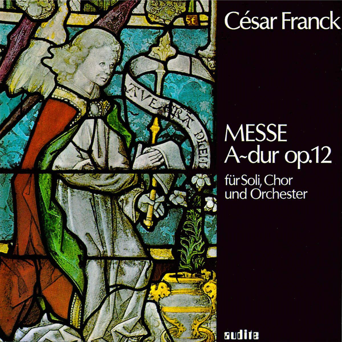 C. Franck: Mass in A-Major op. 12