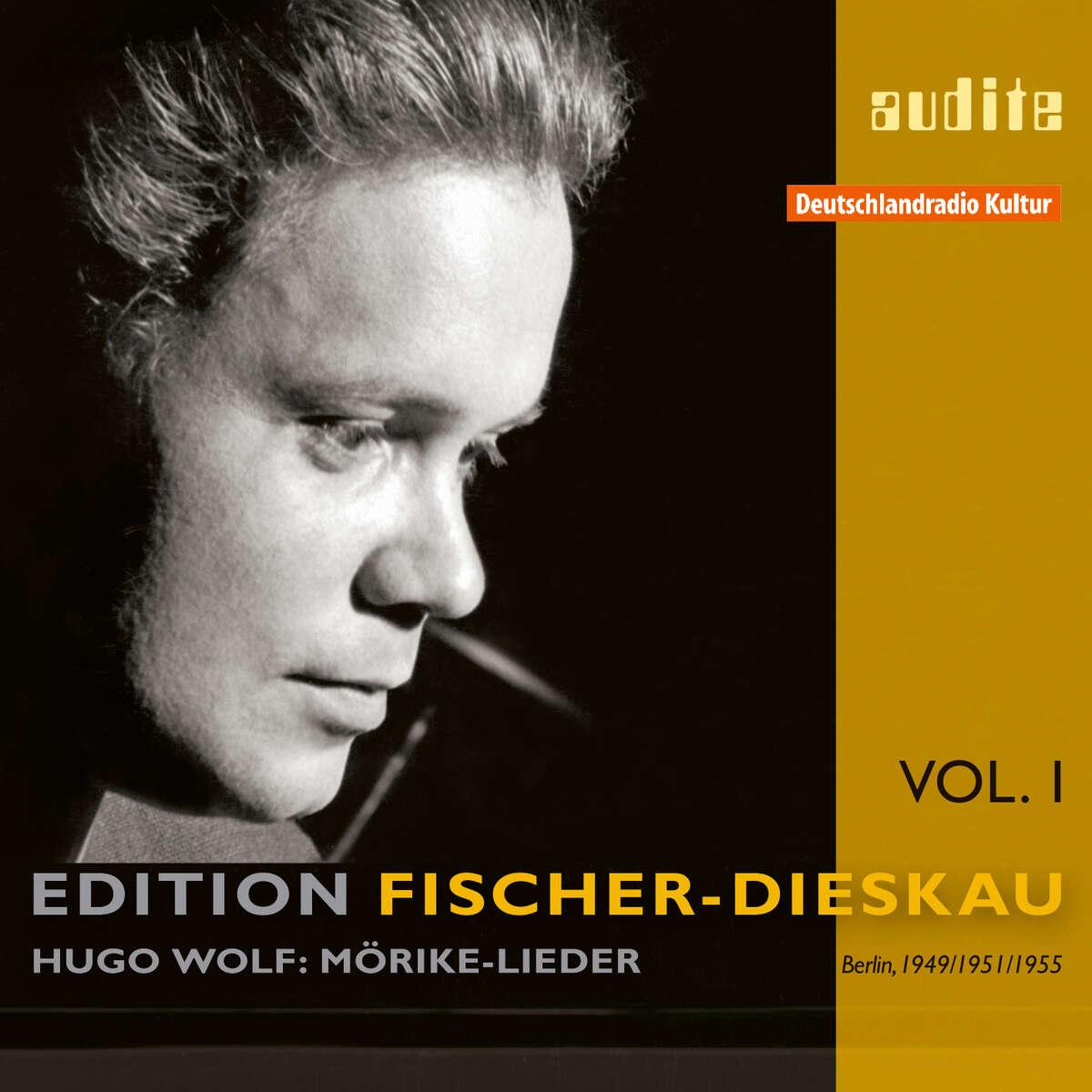 Edition Fischer-Dieskau (I) – H. Wolf: Mörike-Lieder