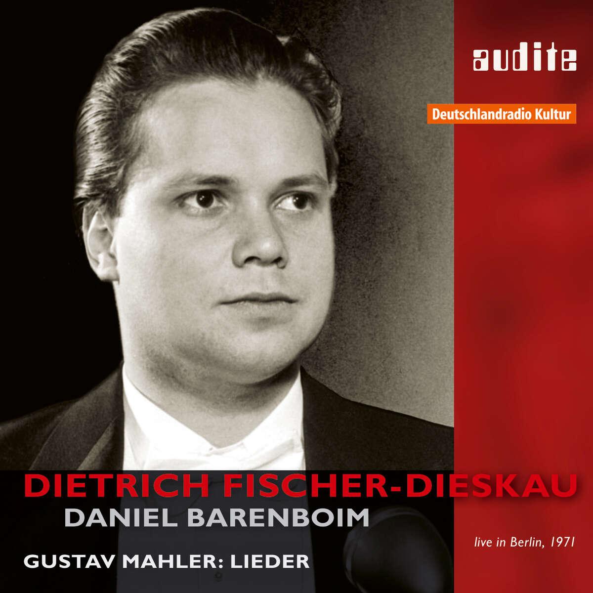 Dietrich Fischer-Dieskau sings Gustav Mahler | Daniel Barenboim, piano