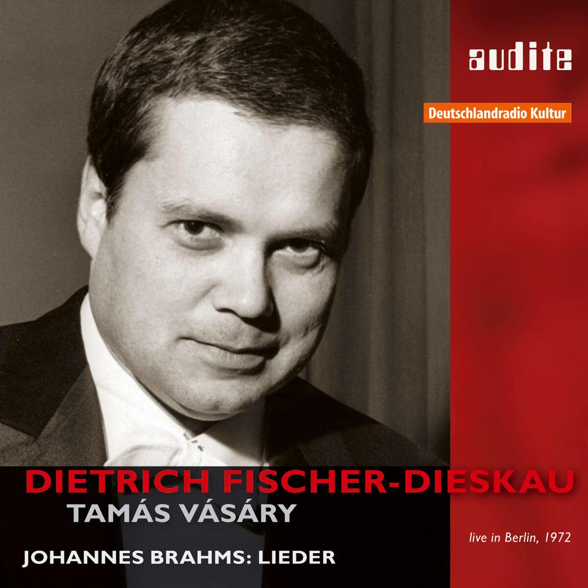 Dietrich Fischer-Dieskau sings Brahms | Tomás Vásáry, piano