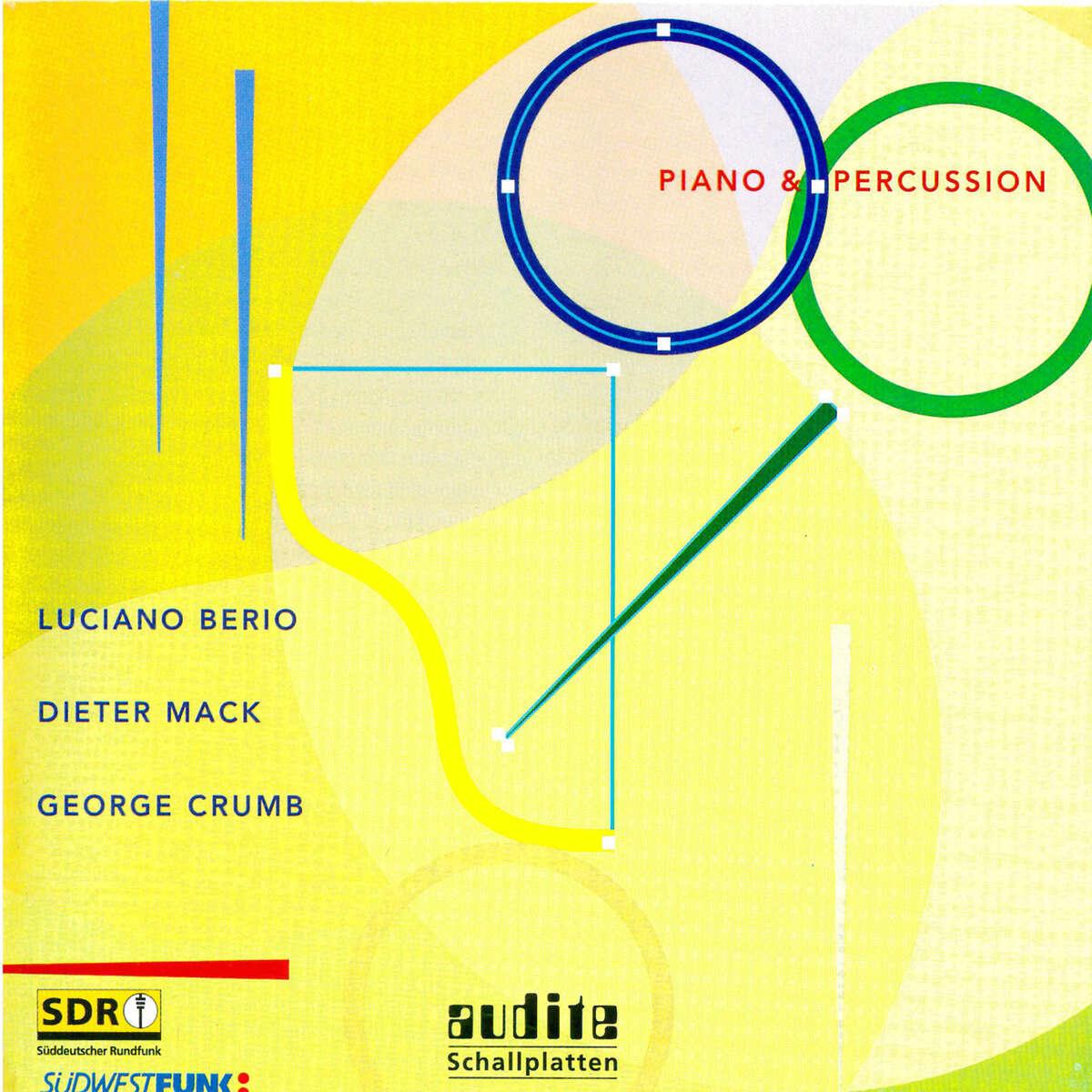 Piano & Percussion